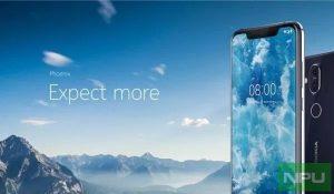 Nokia 8.1 image leaks