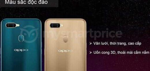 Oppo A7 image leaks
