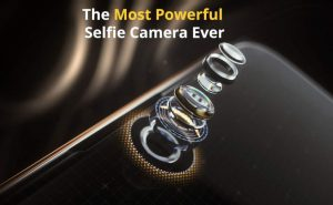 Realme U1 selfie camera teaser leaks