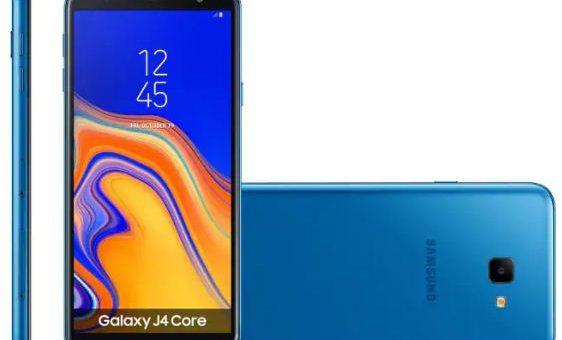 Samsung Galaxy J4 Core announced