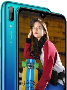 Huawei Y7 (2019) image leaks