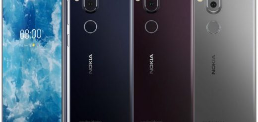 Nokia 8.1 announced