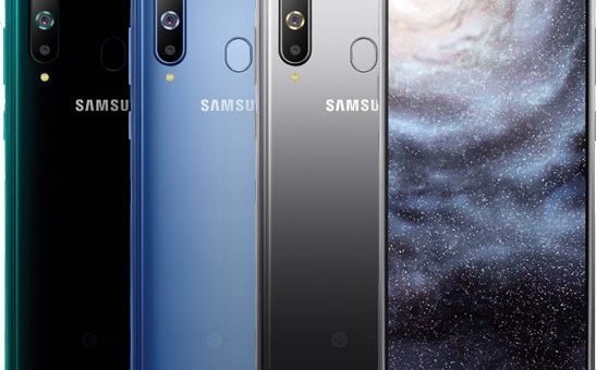 Samsung Galaxy A8s announced