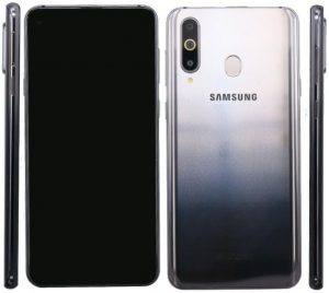 Samsung Galaxy A8s spotted