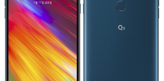 LG Q9 announced