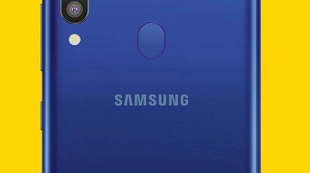 Samsung Galaxy M20 teaser leaks