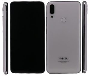 Meizu Note 9 leaks at TENAA