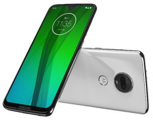 Motorola Moto G7 announced