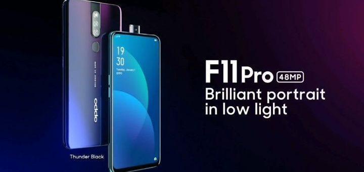 Oppo F11 Pro teaser leaks