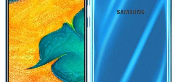 Samsung Galaxy A30 announced