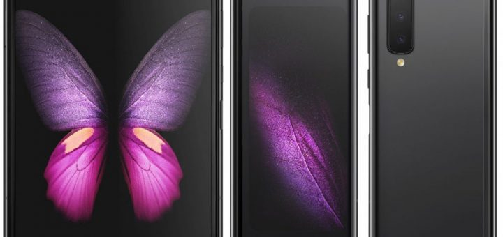 Samsung Galaxy Fold announced