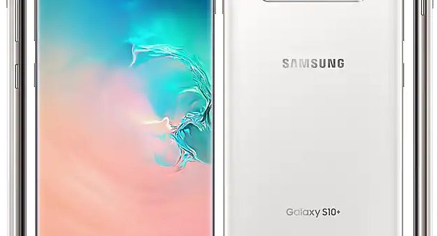 Samsung Galaxy S10+ launched