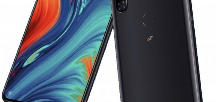 Xiaomi Mi Mix 3 5G announced