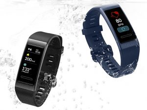 Huawei Band 3 Pro launched