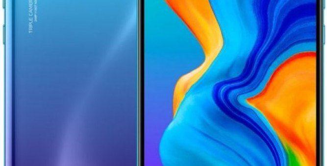 Huawei P30 Lite announced