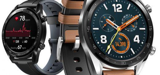 Huawei Watch GT launched