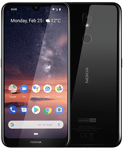 Nokia 3.2 launched