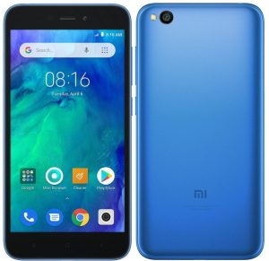 Xiaomi Redmi Go will be launched