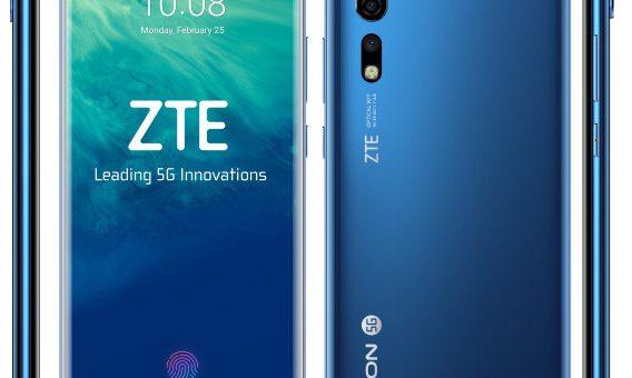 ZTE Axon 10 Pro 5G announced