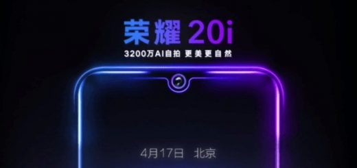 Honor 20i teaser reveals
