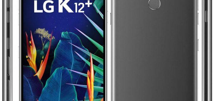 LG K12+ announced
