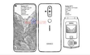 Nokia X71 image leaks