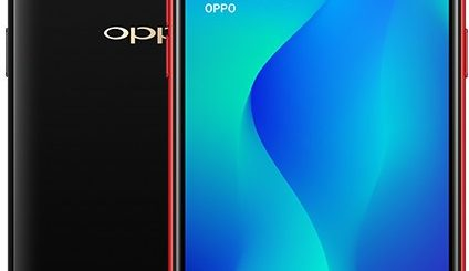 Oppo A1k launched