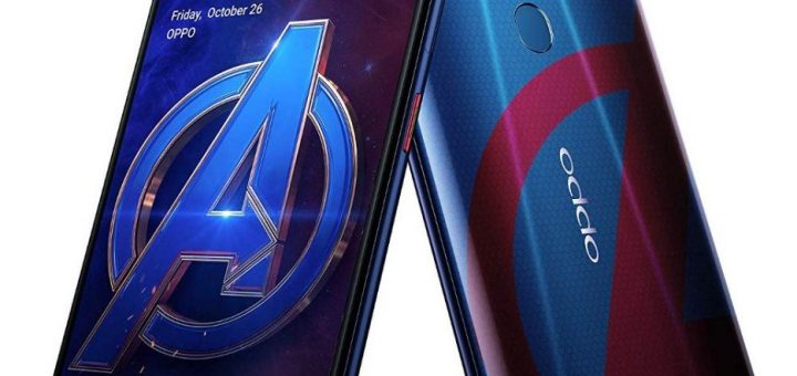 Oppo F11 Pro Avengers Limited Edition launched