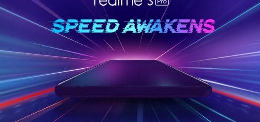 Realme 3 Pro teaser leaks