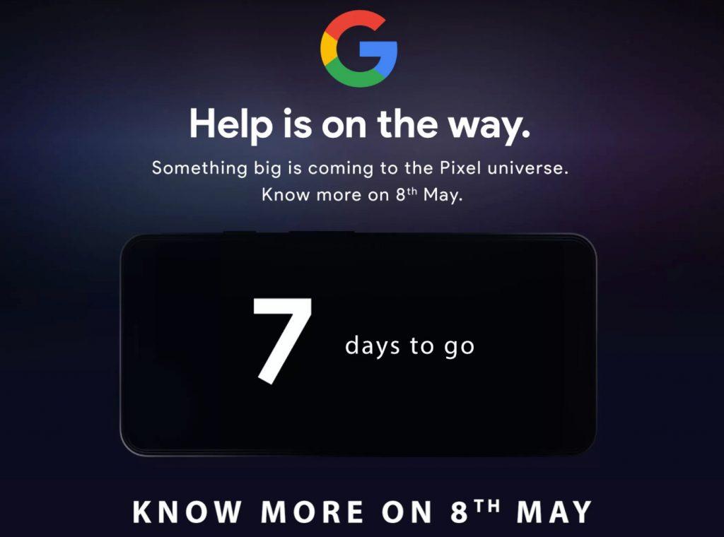 Google Pixel 3a teaser leaks