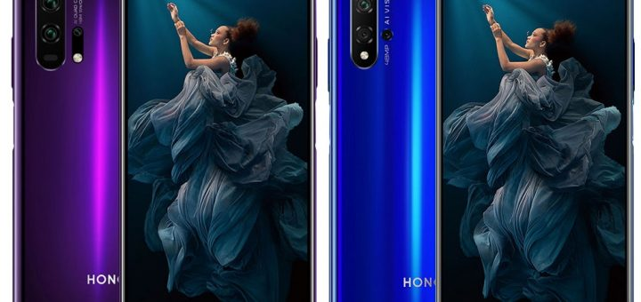 Honor 20 announced