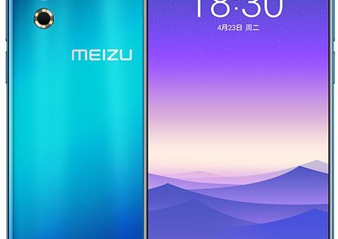 Meizu 16Xs announced