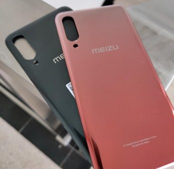 Meizu 16Xs panels leaks