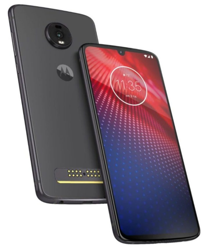 Motorola Moto Z4 announced