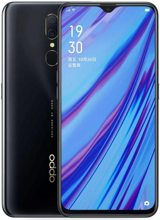 Oppo A9x announced