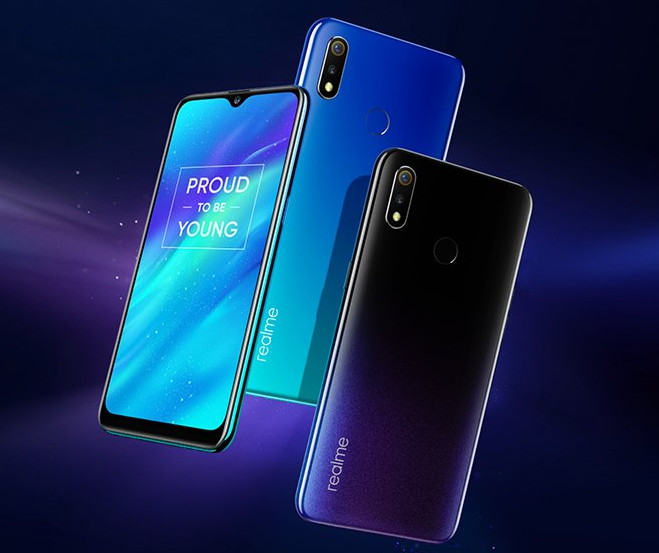 Realme 3 launched