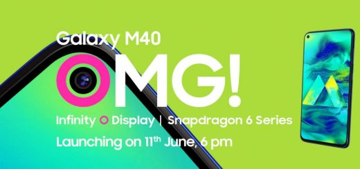 Samsung Galaxy M40 launch teaser leaks
