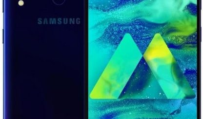 Samsung Galaxy M40 render leaks