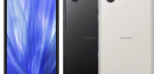 Sharp Aquos R3 announced