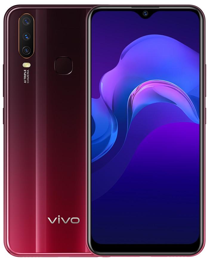 Vivo Y15 (2019) launched