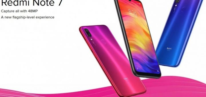 Xiaomi Redmi Note 7 to be launched