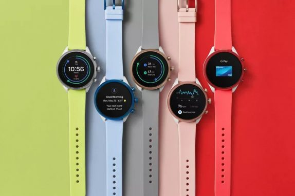 Fossil Sport Smartwatch launched