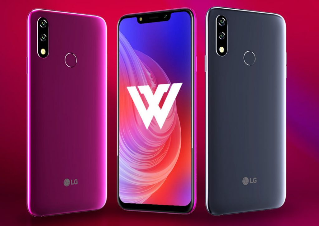 LG W10 launched