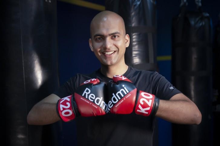 Manu kr Jain, Global VP-Xiaomi confirms Redmi 20 launching