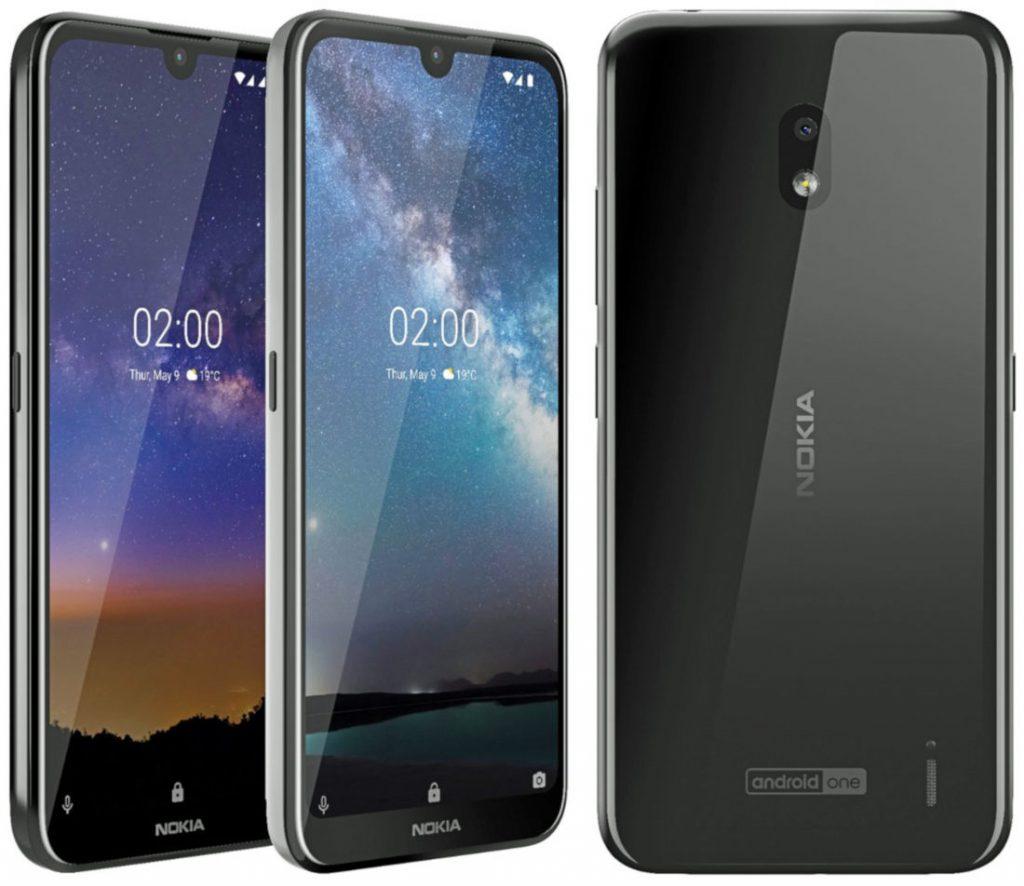 Nokia 2.2 image leaks