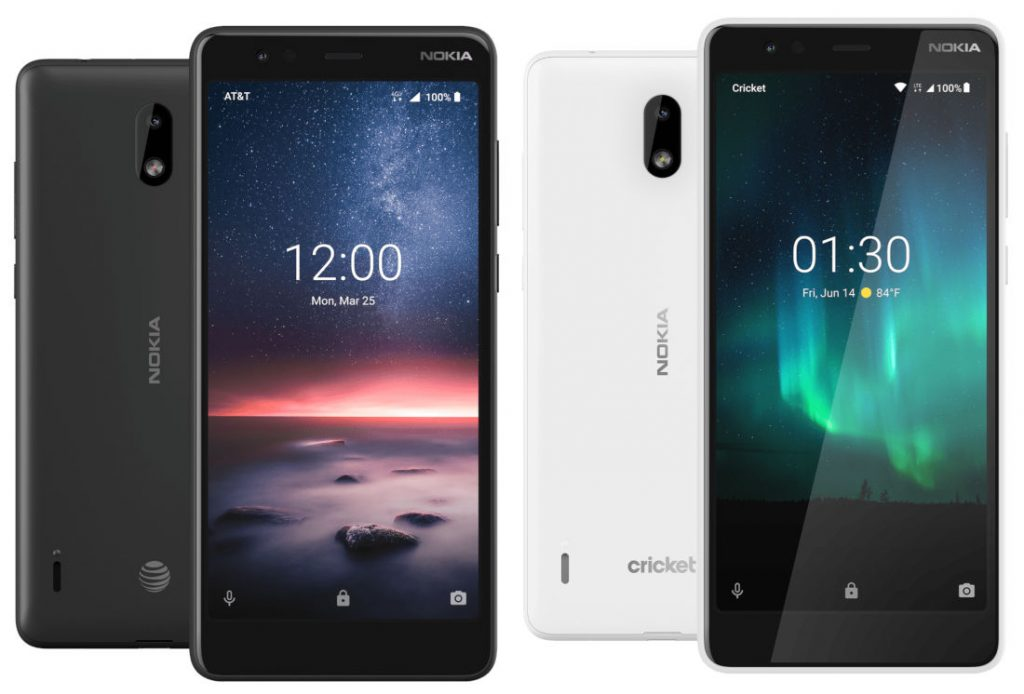 Nokia 3.1A and Nokia 3.1 C announced