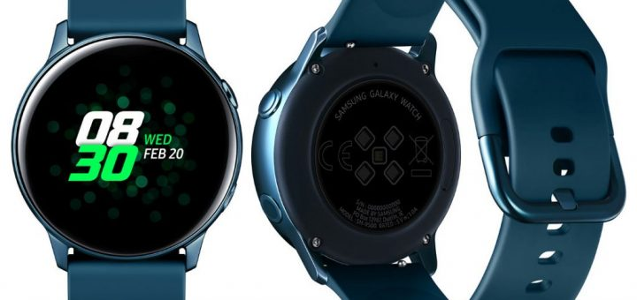 Samsung Galaxy Watch Active launched