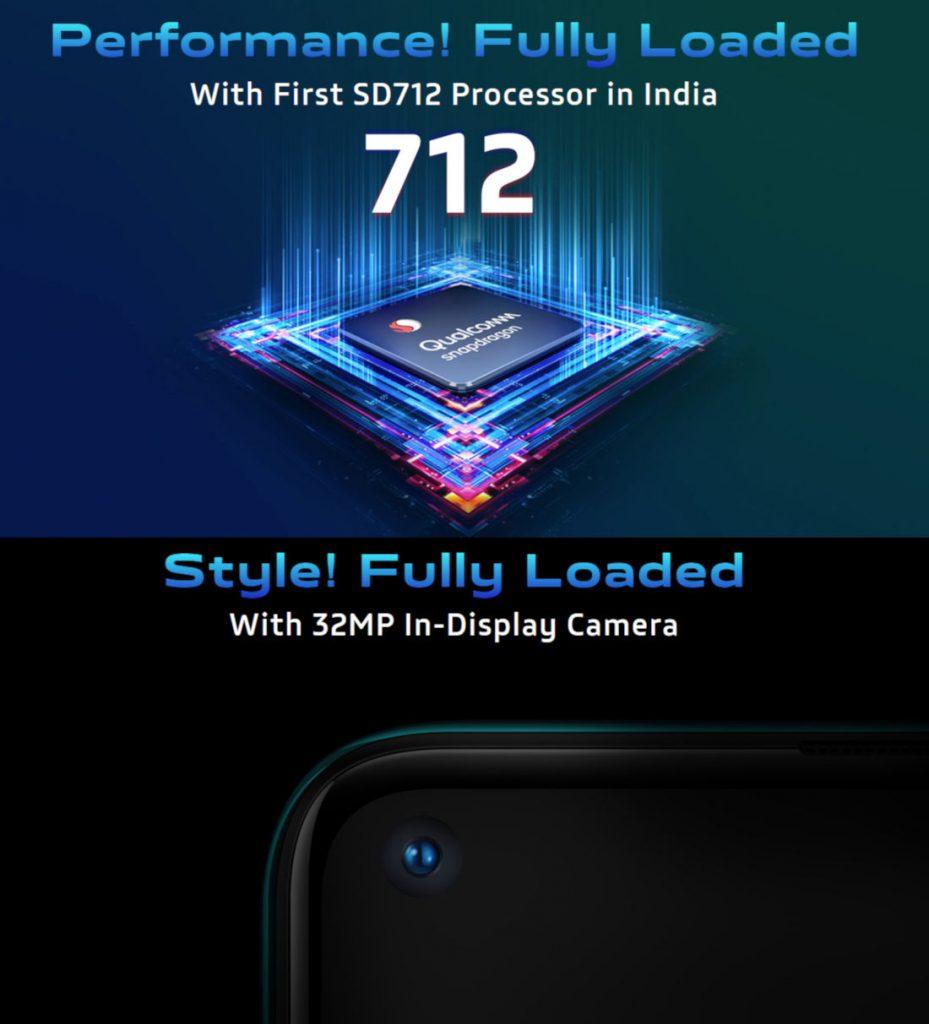 Vivo Z1 Pro processor teaser leaks