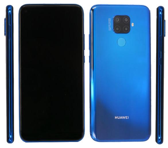 Huawei Nova 5i Pro image leaks