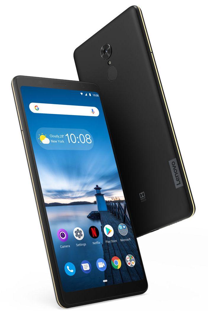 Lenovo Tab V7 launched